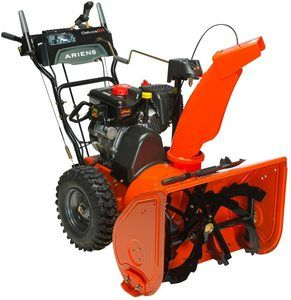 #7 Ariens ST24LE Deluxe Two-Stage Snow Blower