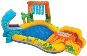#7 Intex Dinosaur Inflatable Play Center