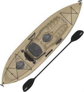 #7. Lifetime Tamarack 100 Angler Fishing Kayak