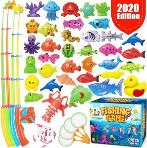 #8 GoodyKing Magnetic Fishing Game Toys