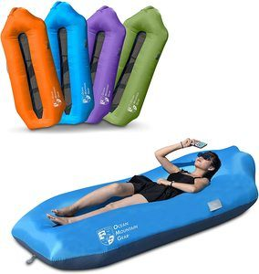 #8 OMG Plus Ocean Inflatable Chair
