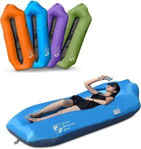 #8 OMG Plus Ocean Inflatable Chair