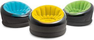#9 Intex Inflatable Empire Chair