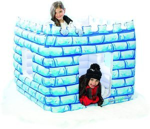#9 Snow Candy Kids Snow Castle