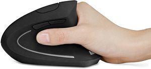 1. Anker 2.4G Wireless Vertical Ergonomic Optical Mouse