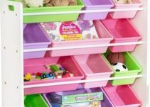 Top 11 Best Toy Boxes in 2021 Reviews