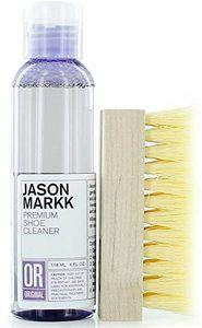 1. Jason Markk Premium Shoe Cleaner Brush And Solution
