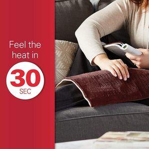 1. Sunbeam 002013-511-000 Xpressheat Heating Pad