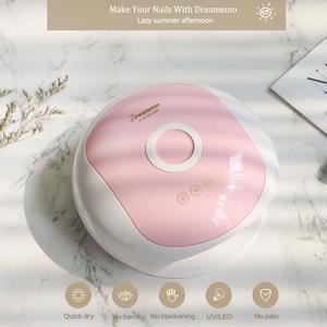 10. Dreamemo 48W UV LED Nail Lamp