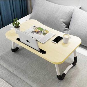 10. Hossejoy Foldable Laptop Table, Reading Holder