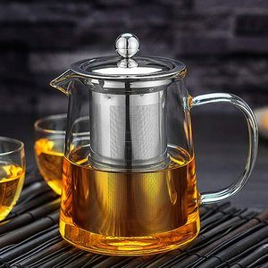 10. OBOR Tea Kettle with Removable Food Grade Stainless Steel