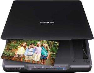 2. Epson Perfection Photo Scanner V39