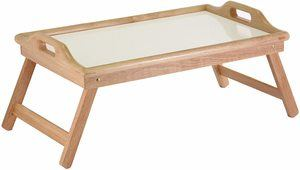 2. Winsome Wood Sherwood Bed Tray
