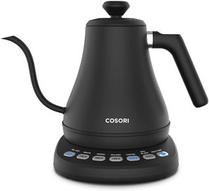 3. COSORI Electric Gooseneck Kettle, 0.8L