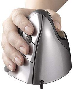 3. Evoluent VM4R VerticalMouse 4 Right Hand Ergonomic Mouse