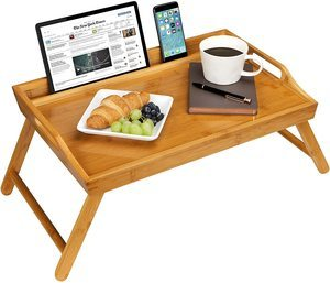 5. LapGear Media Bed Tray with Phone Holder