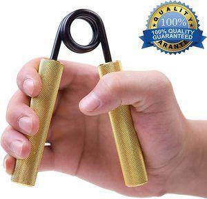 6. Eoney Adjustable Hand Grip Strengthener