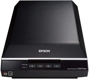 6. Epson Perfection V550 Scanner