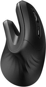 6. MOJO Bluetooth Vertical Mouse with adjustable sensitivity