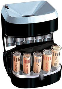 6. Magnif Motorized Coin Sorter - Battery Operated
