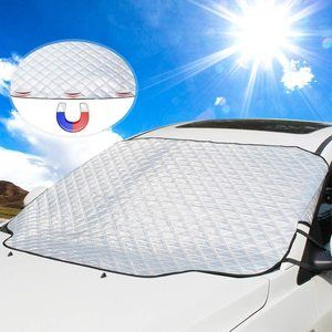 6. UBEGOOD Sunshade for Windshield, Fits Most Cars