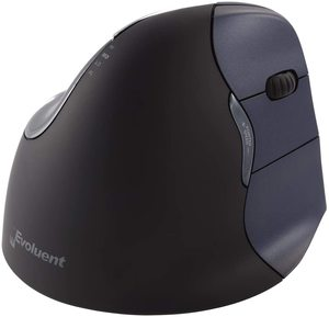 7. Evoluent VerticalMouse 4 VM4RW Right Wireless