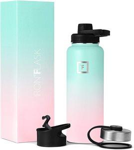 7. IRON °FLASK Sports Water Bottle, Bubble Gum Color