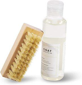 7. Premium Shoe Cleaner Kit Brush and Solution