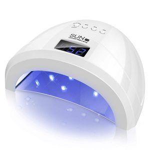 8. Easkep 48W UV Led Nail Lamp
