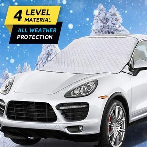 8. HEHUI Car Windshield Snow Cover