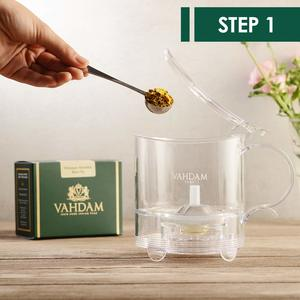 8. VAHDAM, Imperial Tea Maker, 16 oz