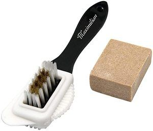 9 shoe brush black