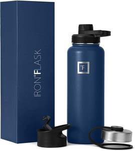 9. IRON °FLASK Sports Water Bottle, Double Walled