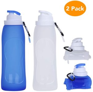 9. McoMce Portable Folding Bottle with Clip
