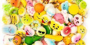 10. M-Gigi Random Squishy Cream Scented Children Toy