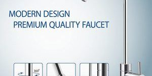 2. APEC WFS-1000 3 Stage Under-Sink Water Filter System