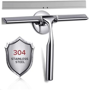 2. Quntis 1 Stainless Steel Squeegees Shower