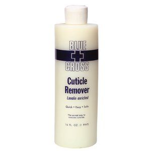3. Blue Cross Cuticle Remover, 16 oz