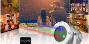 #4. Starry Laser for Outdoors
