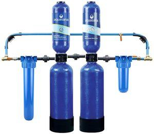 6. Aquasana Whole House Water Filter System