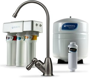 7. Aquasana OptimH2O Reverse Osmosis Under Sink