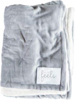 #8. All the Feels Warm Softest Blanket