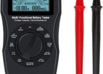 Top 10 Best Battery Testers in 2021 Reviews