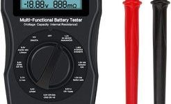 #10. X-cos rack Battery Tester