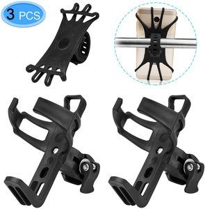 #7. 50 Strong bike water bottle holder