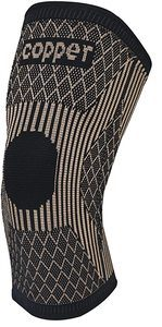 #7. Juifentian Copper Knee Brace