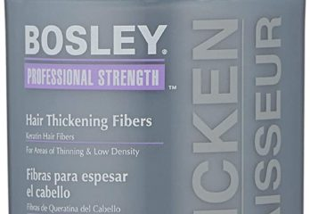 #8. Bosley Professional Strength Hair Thickening Fibers