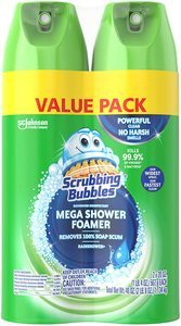#8. Scrubbing Bubbles Shower Cleaner