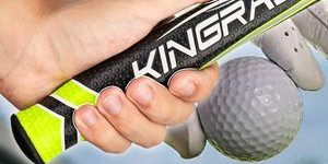 # 9. Kingrasp Putter Golf Putter Grip