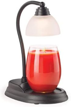 #1. Candle Warmers Etc. Candle Warmer Lamp